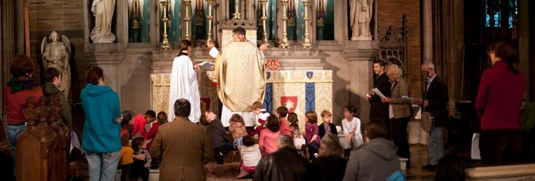 Saint Ignatius of Antioch Children's Service