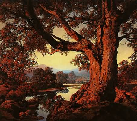 Riverbank in Autumn Parrish
