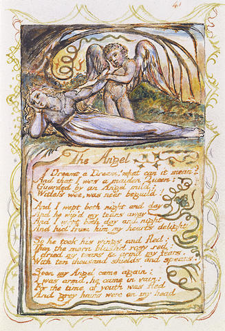 The Angel  Songs of Innocence and of Experience