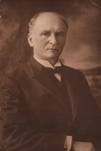 Rev. John Jenny