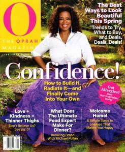 Oprah Magazine April 13
