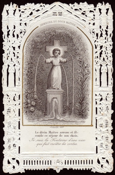 French Fount of Living Water