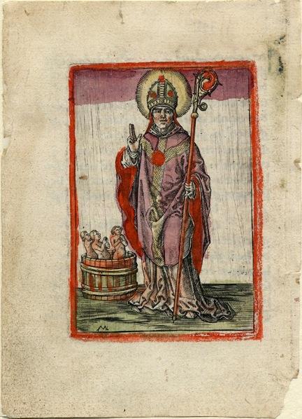 Heilige Nikolaus